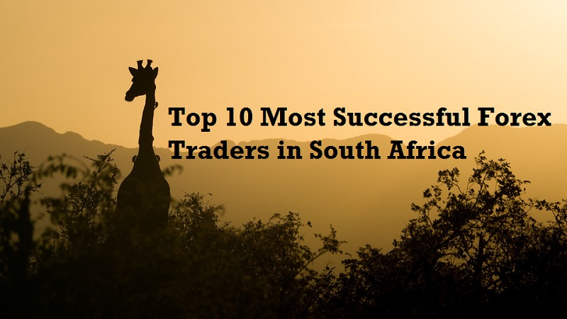 Top 10 Most Successful Forex Traders in South Africa