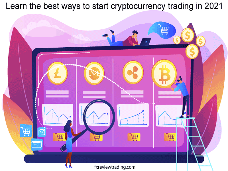 learn the Best ways to start cryptocurrency trading in 2021