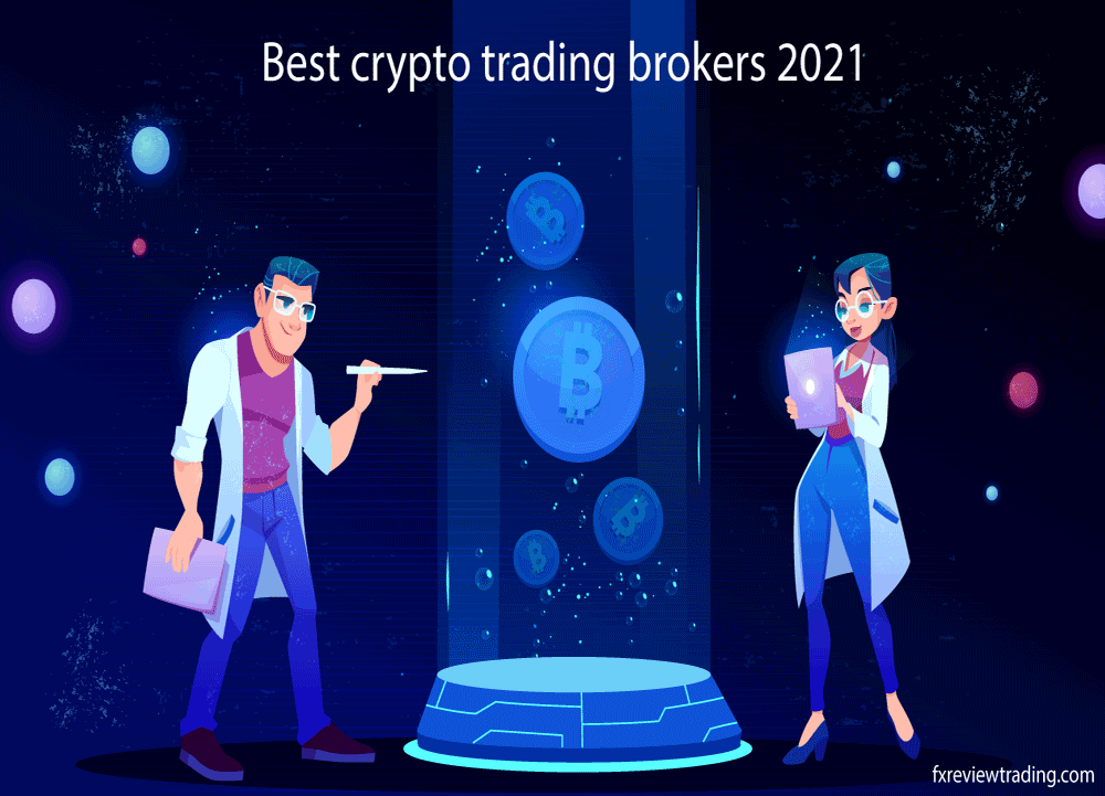 crypto trading brokers