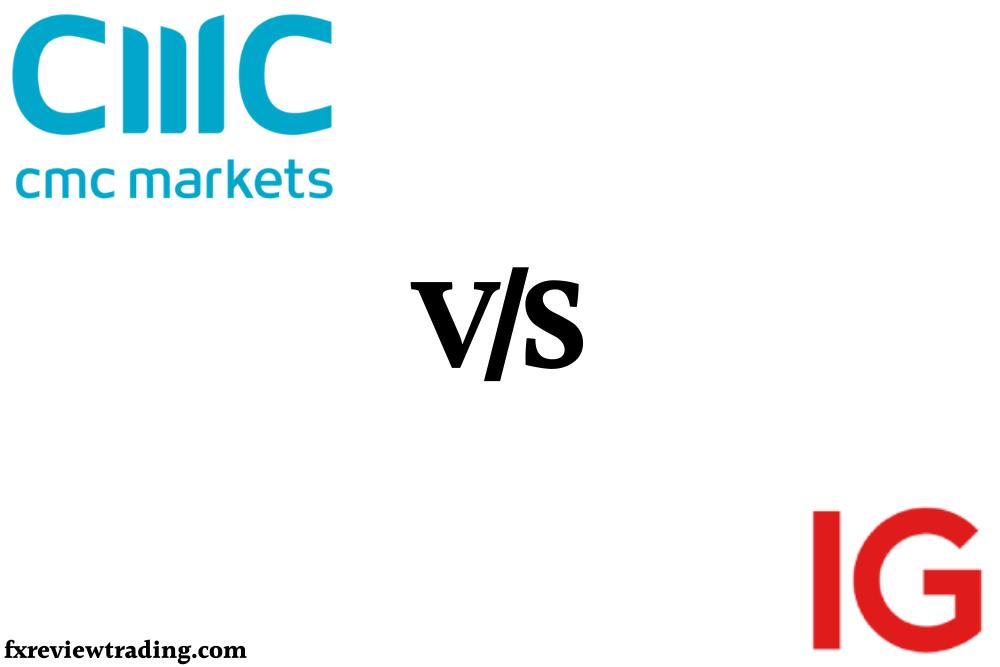 IG vs CMC Markets