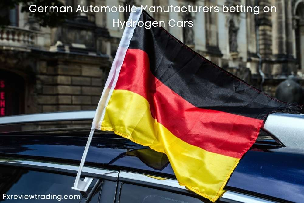 German automobile manufacturers betting on hydrogen cars