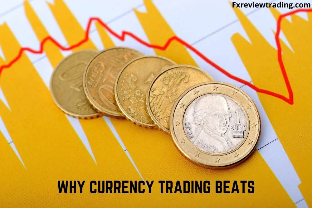 why currency trading beats stock trading